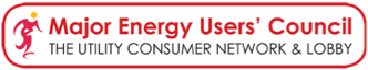 Major Energy Users Council Logo