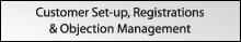 Energy Retail Suite (ERS) - Customer Set-up, Registrations & Objection Management